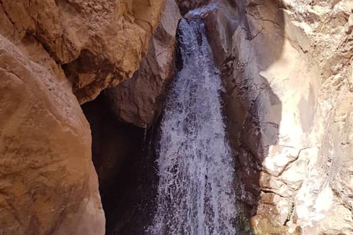 آبشار تیزآب - از جاهای دیدنی دماوند