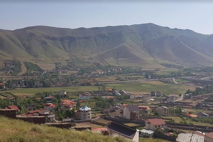 جاهای دیدنی دماوند - روستای مشا
