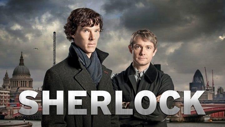 شرلوک یکی از بهترین سریال های جنایی دنیا