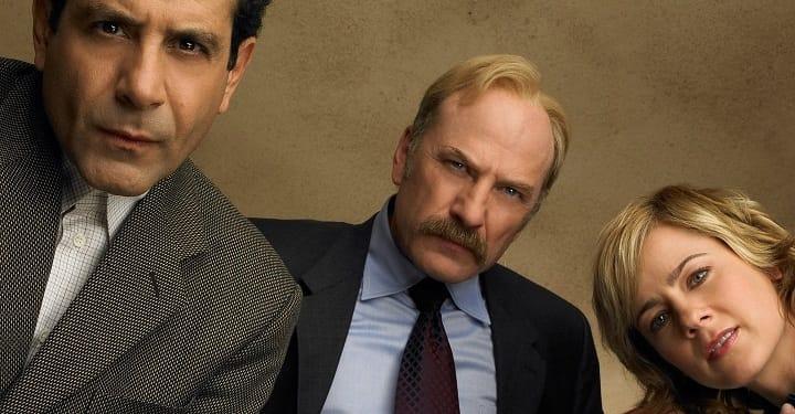 مانک از بهترین سریال های جنایی دنیا
