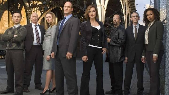 نظم و قانون از بهترین سریال های جنایی دنیا