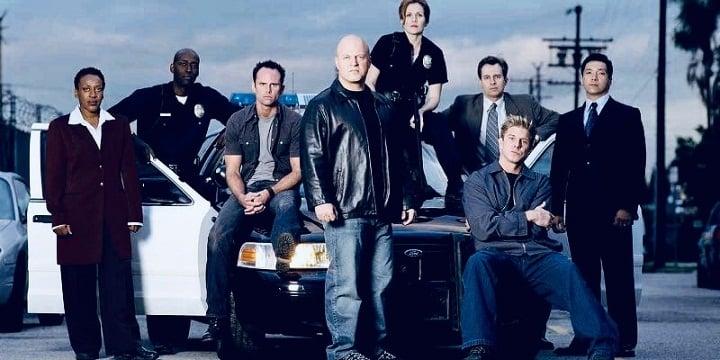 شیلد از بهترین سریال های جنایی دنیا