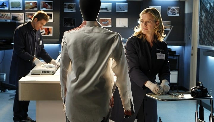 سی اس آی از بهترین سریال های جنایی