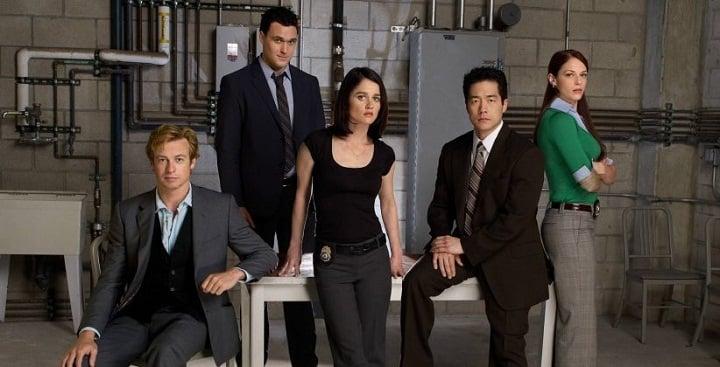 ذهن خوان از بهترین سریال های جنایی دنیا