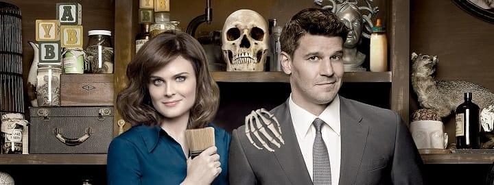 استخوان ها از بهترین سریال های جنایی دنیا
