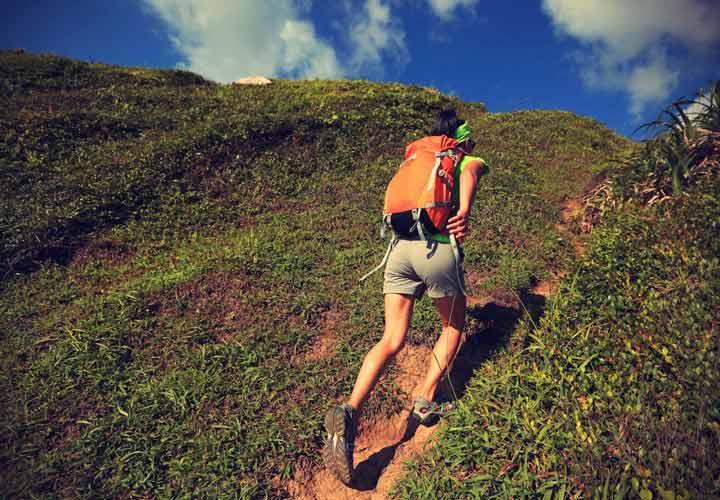 فواید پیاده روی در طبیعت برای سلامت جسم و ذهن - در پیاده روی در طبیعت خودتان می توانید شدت فعالیت تان را مشخص کنید.