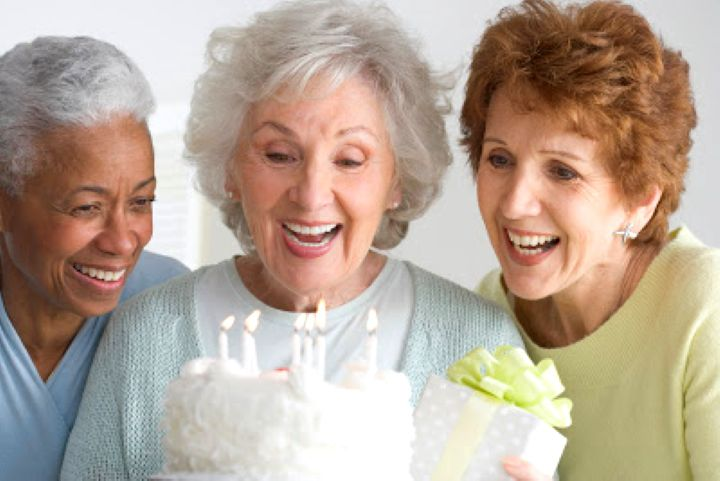 ذهنیت و نگرش مثبتی در مورد پیری داشته باشید