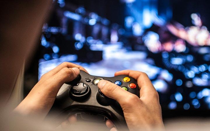 بازی ویدئویی، یکی از وقتپرکنهای خاص