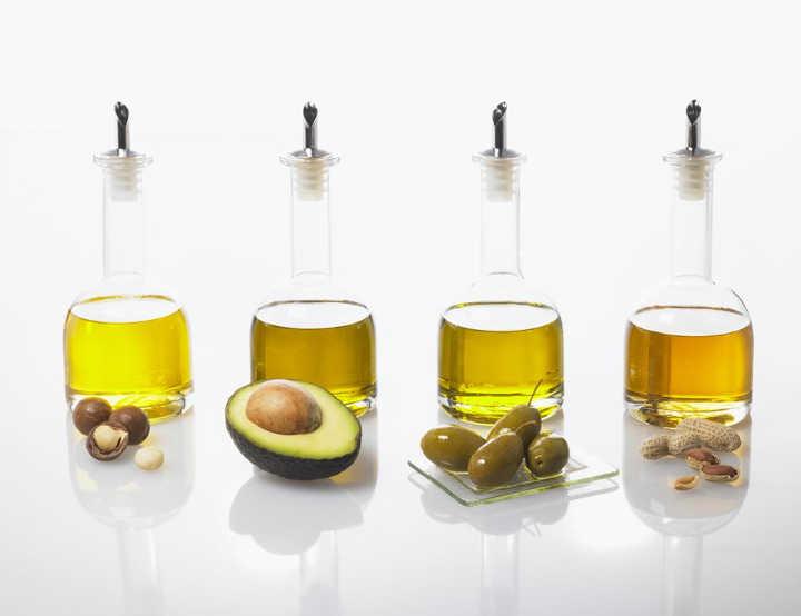روغنهای خوراکی - منابع ویتامین e