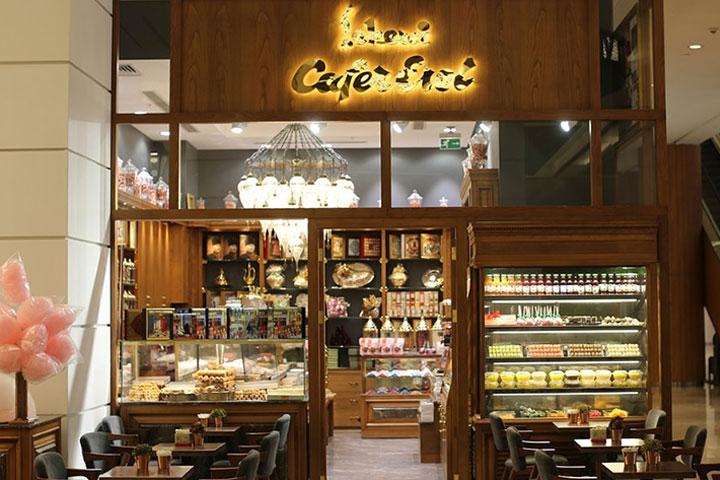 شیرینیفروشی ارول بهترین کافه های استانبول