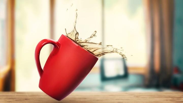 نکاتی که باید در پاک کردن لکه چای از روی فرش در نظر داشته باشیم
