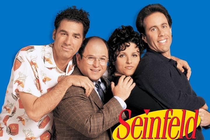 ساینفیلد یکی از بهترین سریال های کمدی تاریخ
