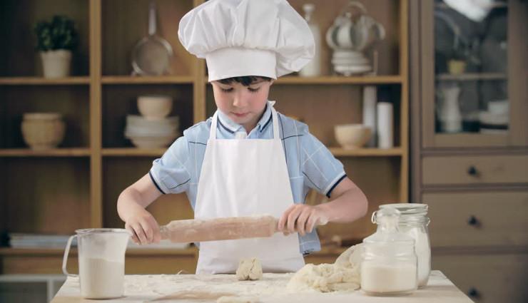 چرا آموزش آشپزی برای کودکان مفید است؟