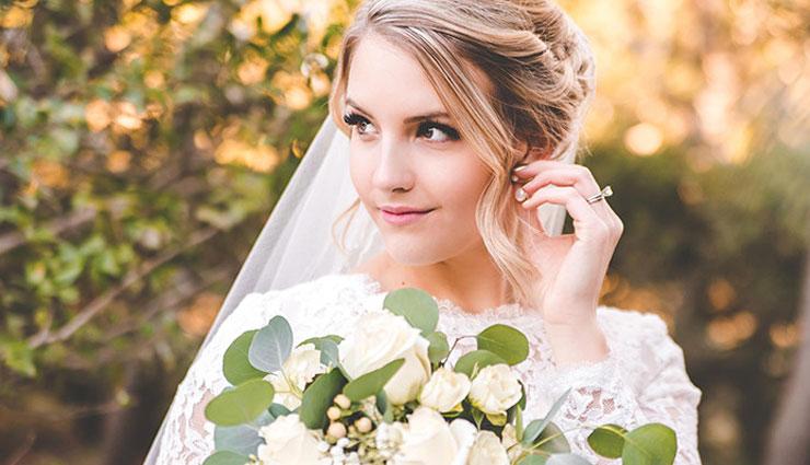 راهنمای انتخاب بهترین رنگ مو برای عروس