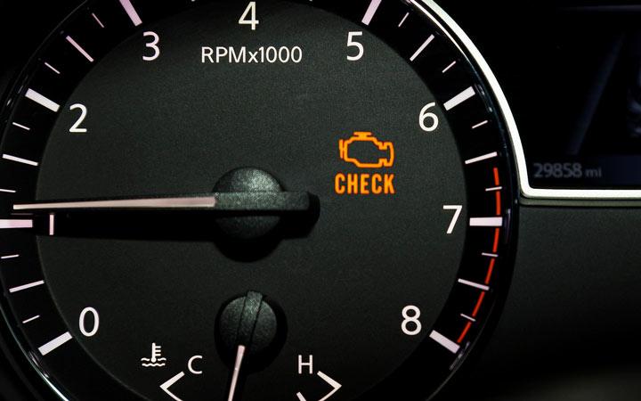 نشانههای هشداردهنده در اتومبیل - عیب یابی خودرو