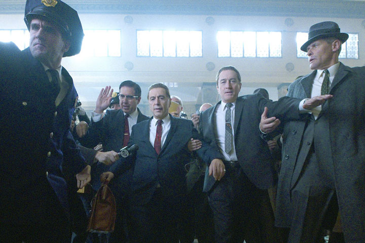 مرد ایرلندی فیلم برتر سال ۲۰۱۹