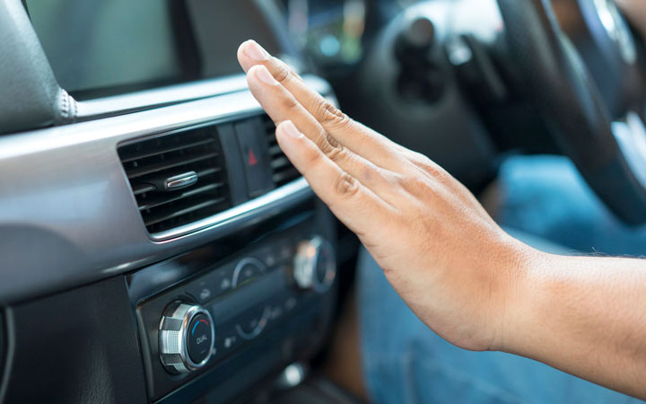 از حس لامسه برای تشخیص برخی مشکلات استفاده کنید - عیب یابی خودرو