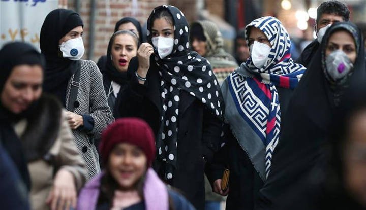 آمار و اطلاعات مرتبط با کرونا در ایران
