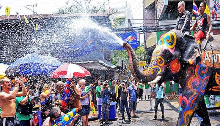 4 تا از معروفترین جشنهای تایلند
