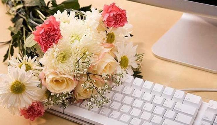 مزیتهای خرید گل به صورت آنلاین