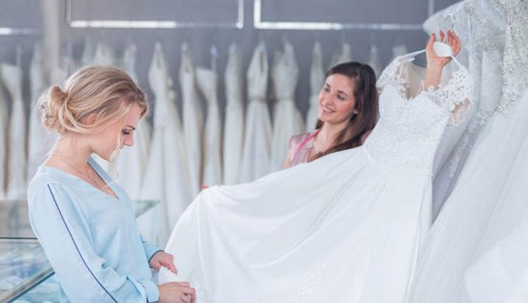 چطور لباس عروس خود را انتخاب کنید؟