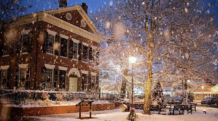 زمستان بهترین زمان سفر به گرجستان