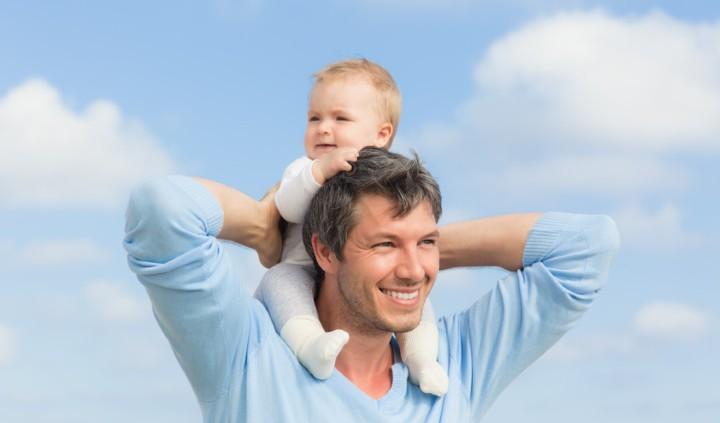 انس گرفتن نوزاد به پدر - 7 نکته که پدران و مادران تازه وارد باید بدانند