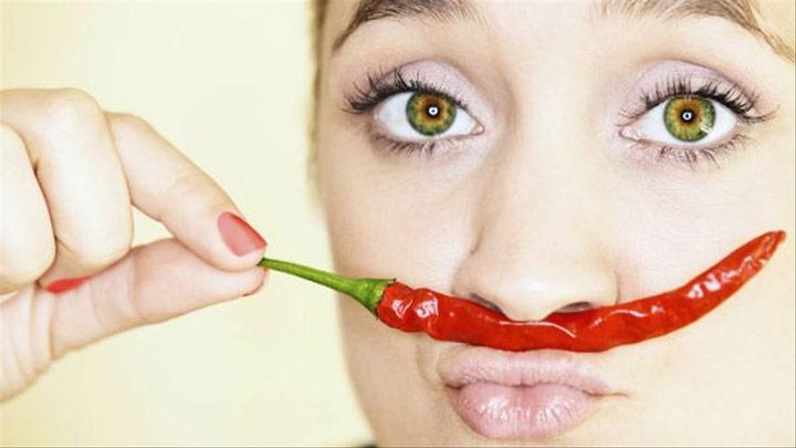 نکاتی دربارهٔ غذاهای تند در تغذیه در دوران پریود