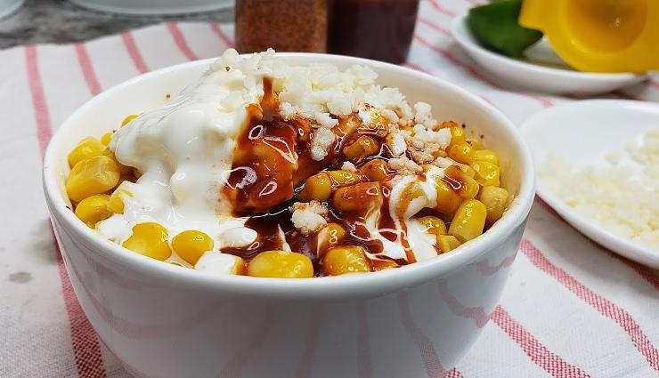 طرز تهیه ذرت مکزیکی در خانه با ۲ روش ساده، سریع و خوشمزه
