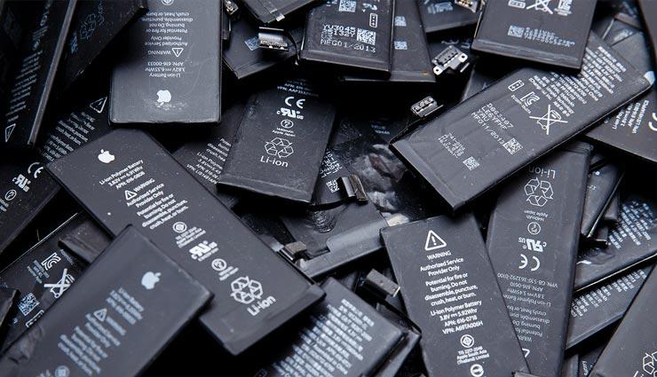 امداد موبایل: دنیای باطری موبایل   چطور