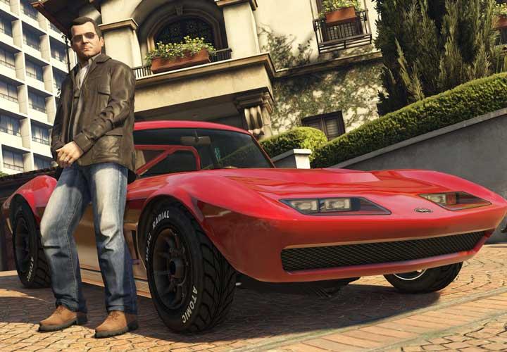 بهترین بازی های ویدئویی ۲۰۱۰ تا ۲۰۲۰ - اتومبیل دزدی بزرگ ۵ یا جی تی اِی ۵ سومین بازی پرفروش تمام دوران لقب گرفت.