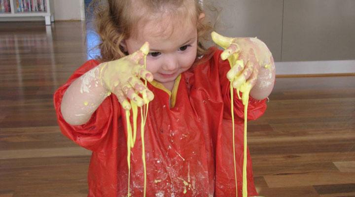سرگرم کردن بچه ها در قرنطینه با آزمایش های علمی