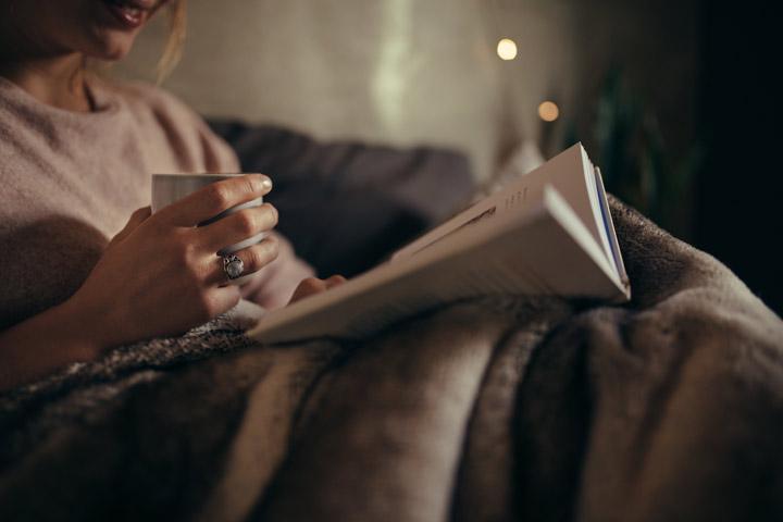 خواندن کتاب در تعطیلات
