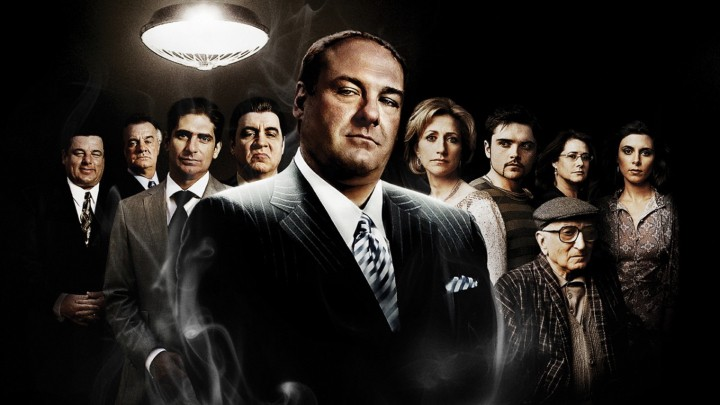 بهترین سریال ها برای یادگیری زبان انگلیسی - خانواده سوپرانو یا سوپرانوز