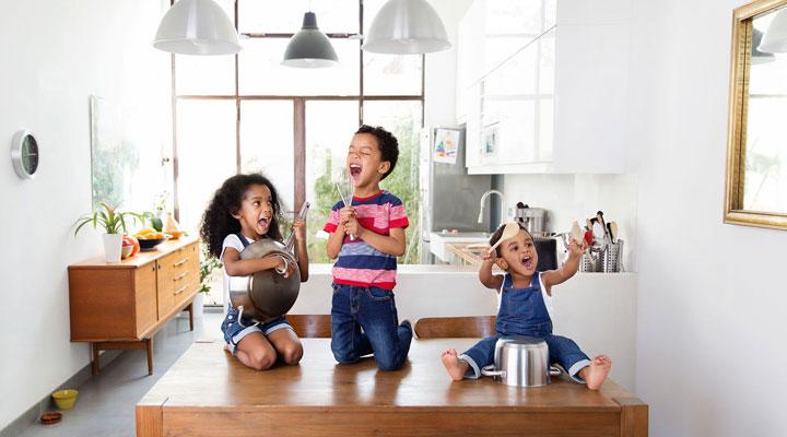 سرگرم کردن بچه ها در قرنطینه با موسیقی