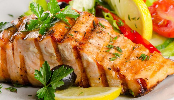 ۱۱ مورد از فواید خوردن ماهی برای سلامت بدن