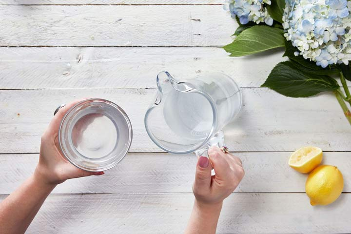درست کردن کود خانگی برای گلهای تازه گلدان