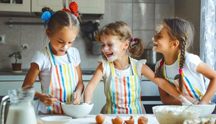 سرگرم کردن بچه ها در روزهای قرنطینه و خانهنشینی
