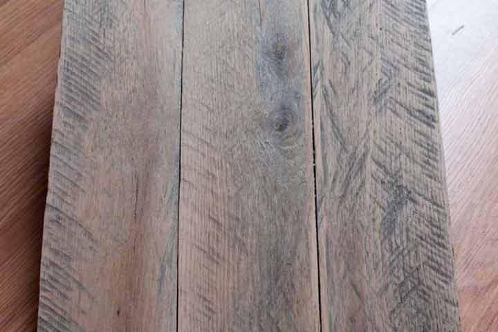 آموزش دکوپاژ روی چوب - چوب مسطح