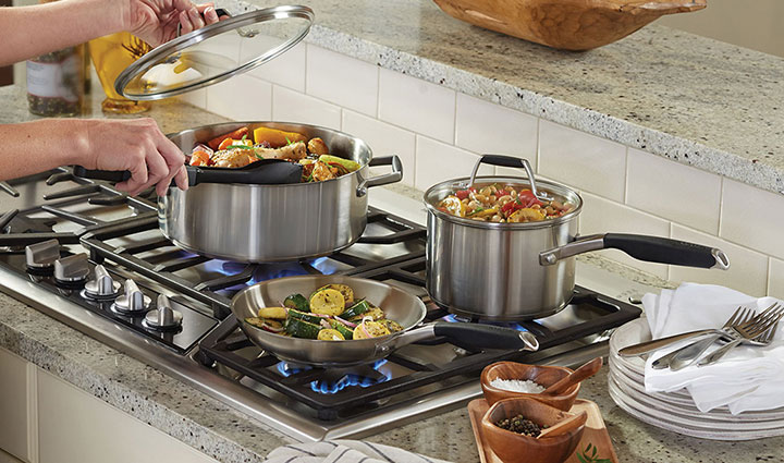 سالم ترین ظروف برای پخت و پز کدامند؟ در چه ظرفی غذا بپزیم؟