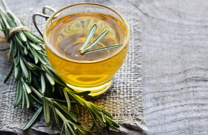 رزماری - دمنوش گیاهی برای تقویت موی سر و کاهش ریزش مو