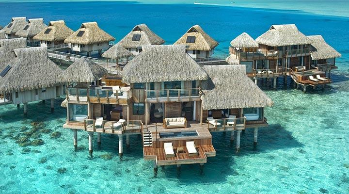 بورا بورا - زیباترین جزیره های جهان