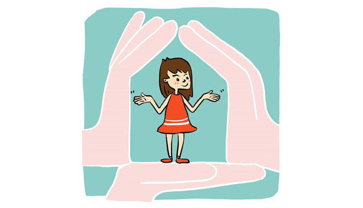خودمراقبتی و سلامت جنسی کودکان با حفظ حریم شخصی