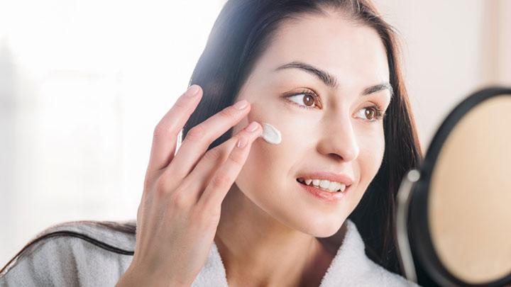 مراقبت از پوست یک کار ساده برای داشتن حس بهتر