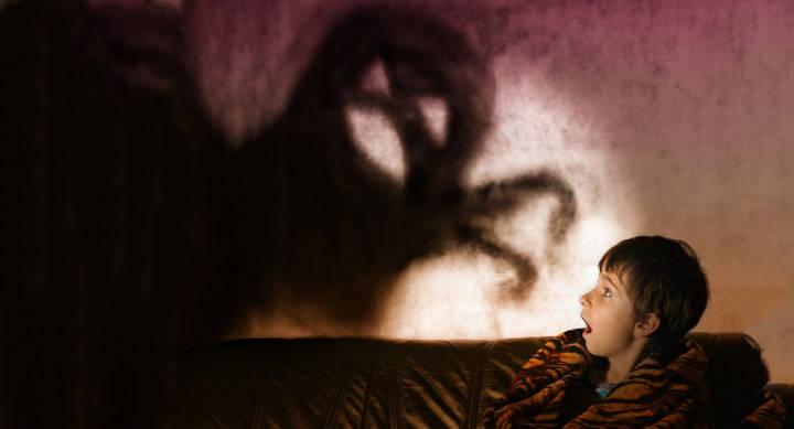 ترس از موجودات عجیبوغریب از انواع ترس در کودکان