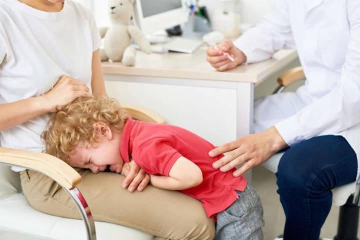 ترس از دکتر و دندانپزشک از دیگر انواع ترس در کودکان