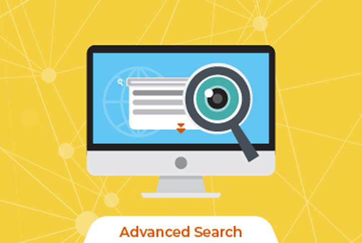 از بخش جستجوی پیشرفته برای یافتن شغل مناسب استفاده کنید