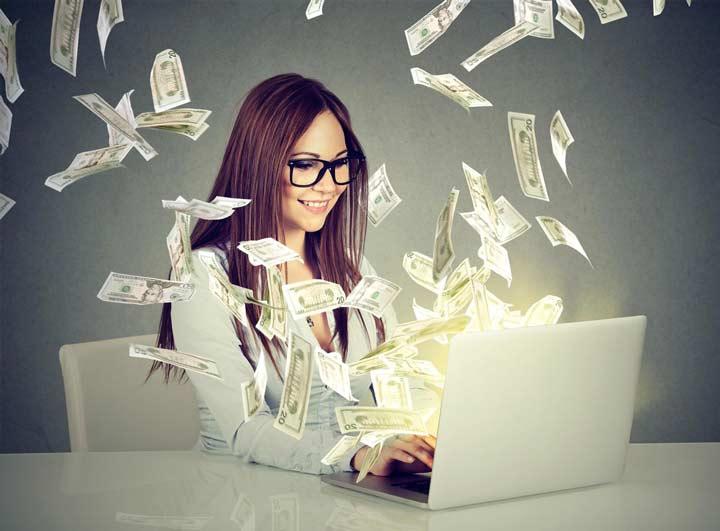دنبال راههای یک شبه برای میلیونر شدن نباشید