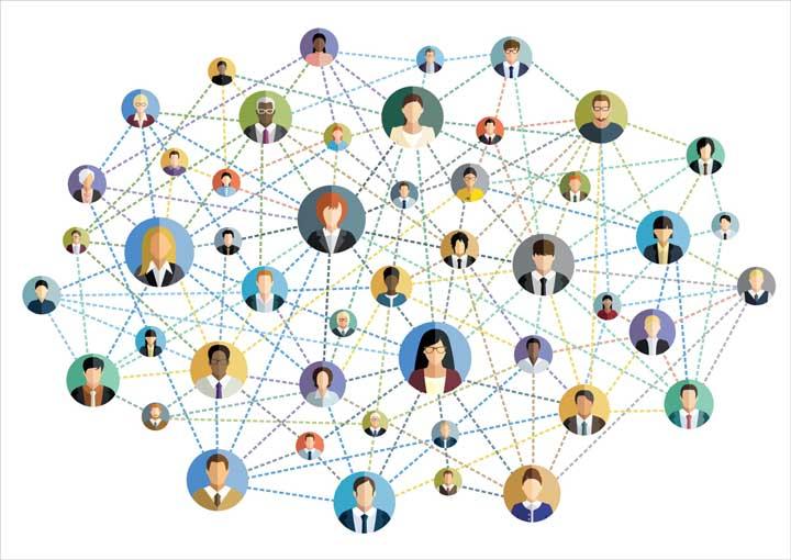 شبکه سازی برای یافتن شغل مناسب