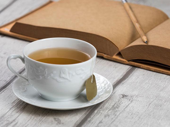 دم کردن چای خوش طعم - چای کیسهای